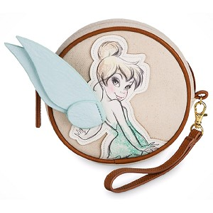 Disney Boutique Wristlet - Tinker Bell by Loungefly
