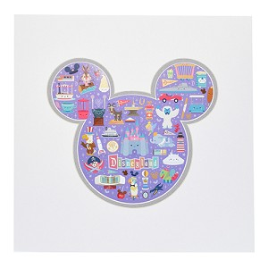 Disney Artist Print - Kingdom of Cute by Jerrod Maruyama