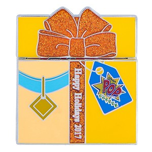 Disney Resort Holidays Pin 2017 - Pop Century Lady and Tramp