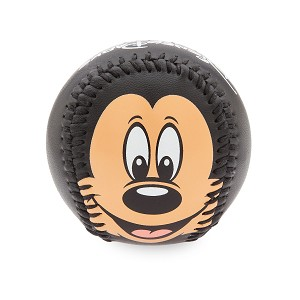 Disney Collectible Baseball - Mickey Mouse Face Ball - Disney Parks