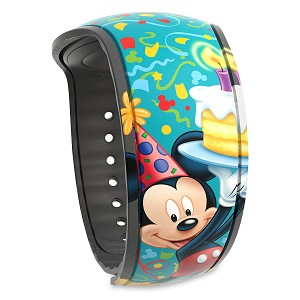 Disney Magicband 2 Bracelet - Mickey Mouse - It's My Birthday