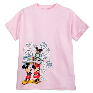Disney Toddler Shirt - 2018 Mickey Mouse Tee for Girls - Walt Disney World