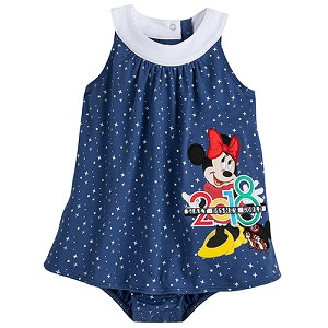 Disney Baby Bodysuit - Walt Disney World 2018 Minnie Mouse
