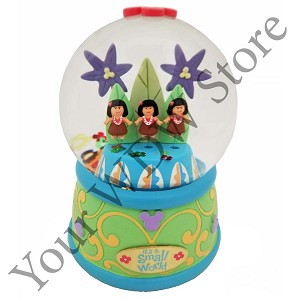 Disney Snow Globe - 'it's a small world' Musical