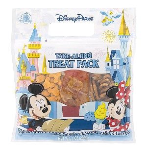 Disney Snack - Parks Icons Take Along Treat Pack