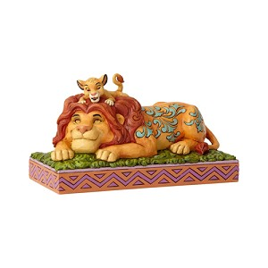 Disney Traditions by Jim Shore - The Lion King - Simba & Mufasa