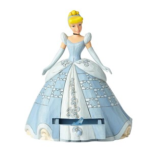 Disney Traditions by Jim Shore - Cinderella with Shoe Charm