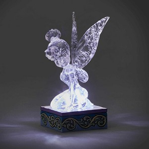 Disney Traditions by Jim Shore - Light Up Ice Bright Tinker Bell