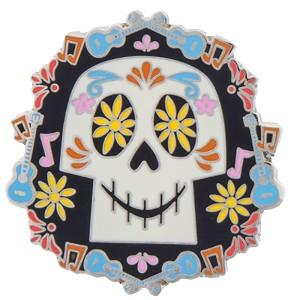 Disney Coco Pin Coco Skull
