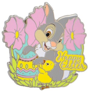 Disney Easter Pin - Happy Easter Thumper