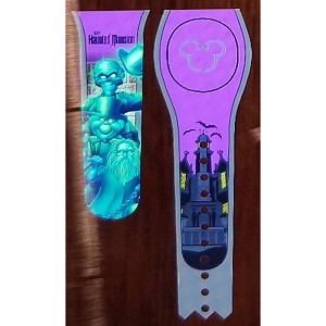 Disney Magicband 2 Bracelet - Customized - Haunted Mansion - Hitchiking Ghosts