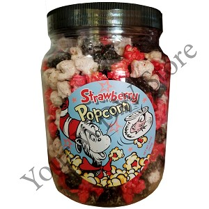 Universal Popcorn - Dr. Seuss Cat in the Hat - Strawberry