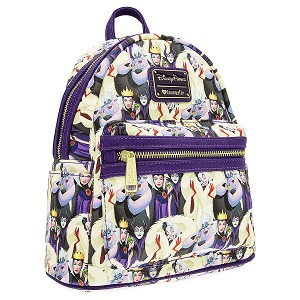 3b4d57eba83 Disney Parks Mini Backpack - Villains Villainous Beauty by Loungefly