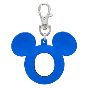 Disney Magicband 2 MagicKeepers - Mickey Mouse Lanyard Clip - Blue