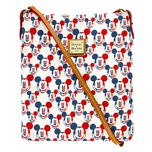 Disney Crossbody Bag - Americana Mickey  Mouse by Dooney & Bourke