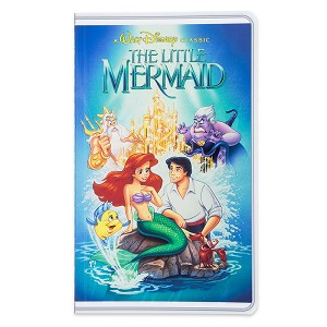 Disney Journal - The Little Mermaid ''VHS Case''