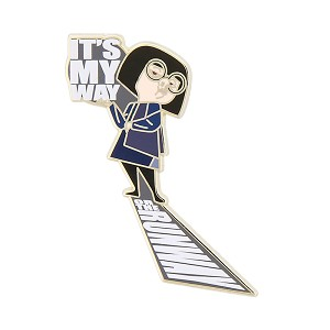 Disney Incredibles Pin - Edna - It's My Way Or The Runway