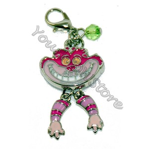 Disney Dangle Charm - Charmed In The Park - Cheshirt Cat with Feet