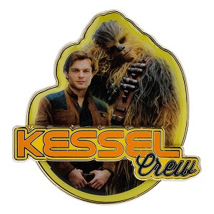Disney Star Wars Pin - Kessel Crew - Solo: A Star Wars Story