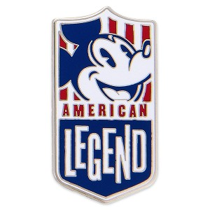 Disney Pin - Americana Mickey Mouse  - Legend