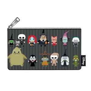 Disney Coin Cosmetic Bag - Chibi Cuties Nightmare Before Christmas x Loungefly