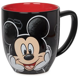 Disney Coffee Cup - Titles - Mickey Mouse