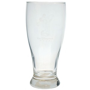 Disney Pilsner Glass - Mickey Mouse Golfing