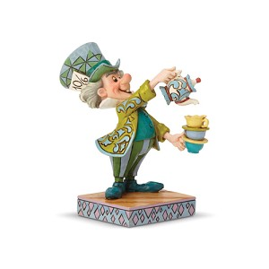 Disney Traditions by Jim Shore - Alice in Wonderland's Mad Hatter