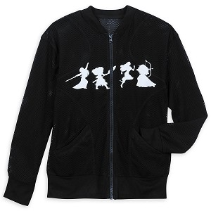 Disney Women's Jacket - Disney Heroines Mesh Jacket