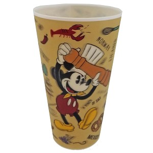 Disney Cup - 2018 Epcot Food and Wine Festival Lenticular Mickey