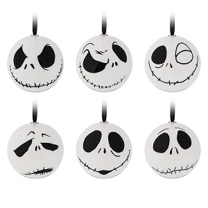 Disney Ornament Set - Jack Skellington Nightmare Before Christmas