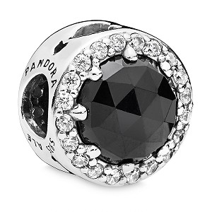 Disney Pandora Charm - Evil Queen Black Magic Charm