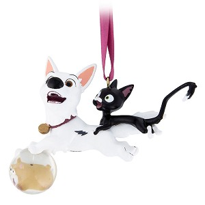 Disney Ornament - Bolt and Mittens