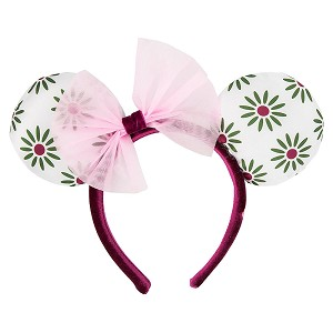 Disney Minnie Ears Headband - The Haunted Mansion - Tightrope Walker