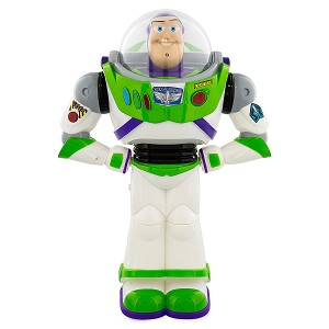 Disney Toy - Character Bubble Glow Wand - Toy Story - Buzz Lightyear
