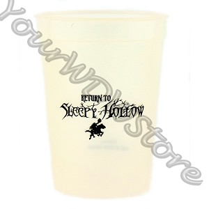 Disney Plastic Cup - Return to Sleepy Hollow - Color Changing