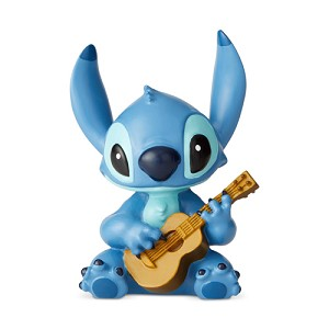 Disney Showcase Mini Figurine - Stitch with Guitar