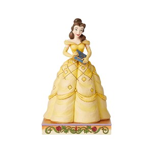 Disney Traditions - Princess Belle Book Smart Beauty