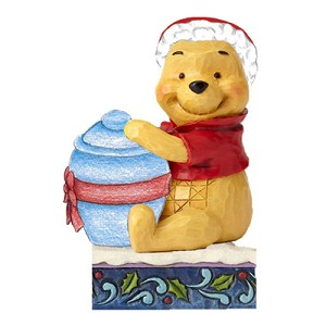 Disney Traditions - Christmas Winnie The Pooh