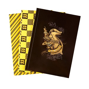 Universal Notebook Set - Harry Potter Hufflepuff