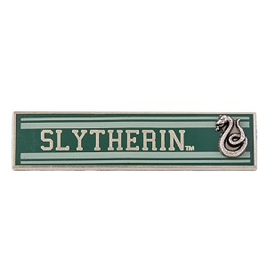 Universal Pin - Harry Potter - Slytherin Banner