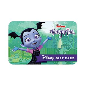 Disney Collectible Gift Card - Vampirina