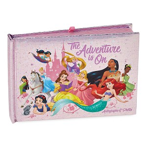 Disney Autograph and Photo Book - Princesses - The Adventure is On