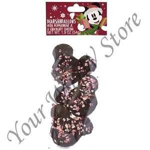 Disney Candy and Snacks - Happy Holidays 2018 - Peppermint Mickeys