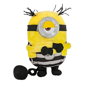 Universal Plush - Despicable Me Mel Prisoner Minion