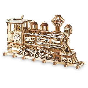 Disney UGEARS Wooden Puzzle - Walter E. Disney Train