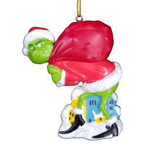 Universal Ornament - The Grinch - Santa Grinch
