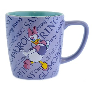 Disney Coffee Cup - Titles - Daisy Duck