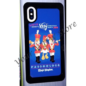 Disney Customized Phone Case - Holiday 2018 Mickey's Very Merry Christmas Party Passholder Donald