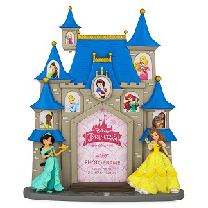 Disney Photo Frame - Princess Fantasyland Castle - 4'' x 6''
